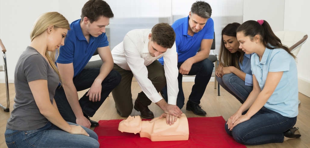 Cpr Training And Cpr Classes In Fairfax Va